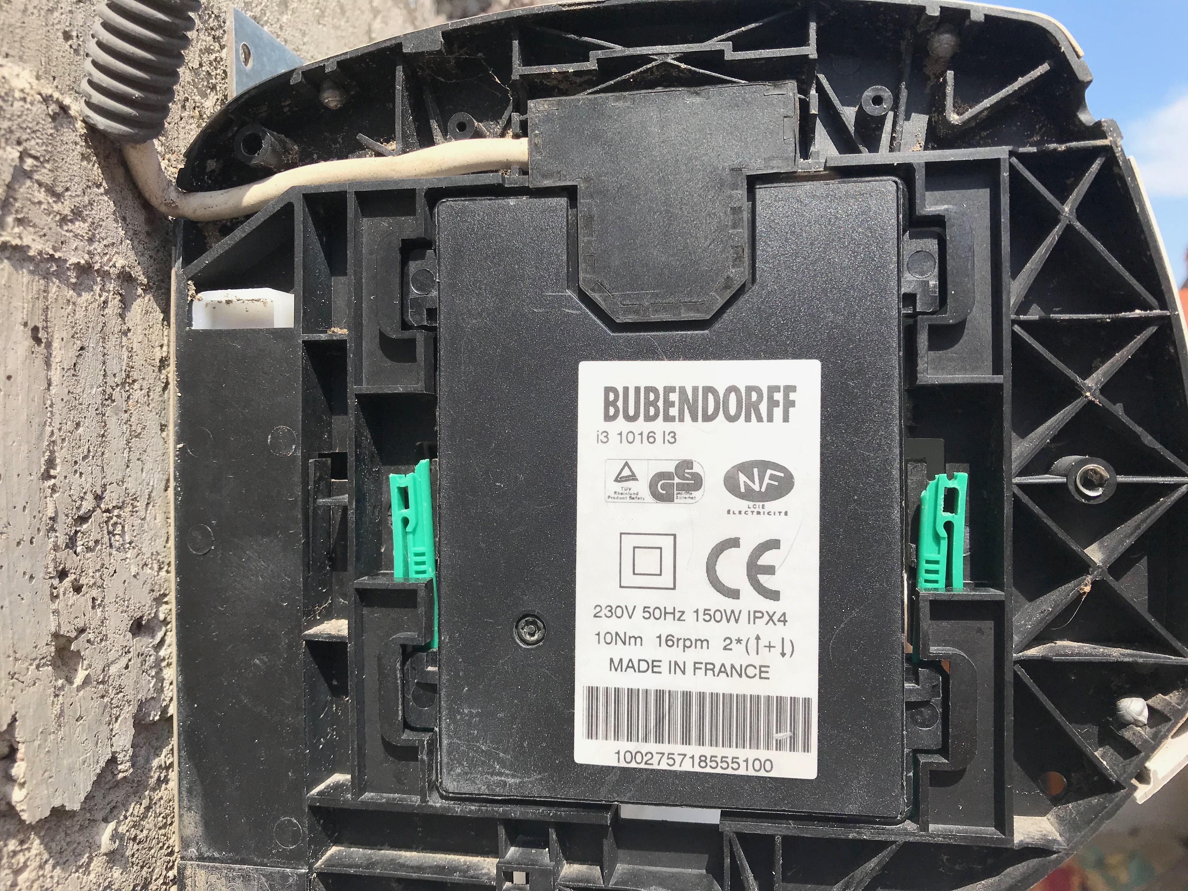 Reparation Carte Electronique D Un Volet Roulant Bubendorf Romain Planel