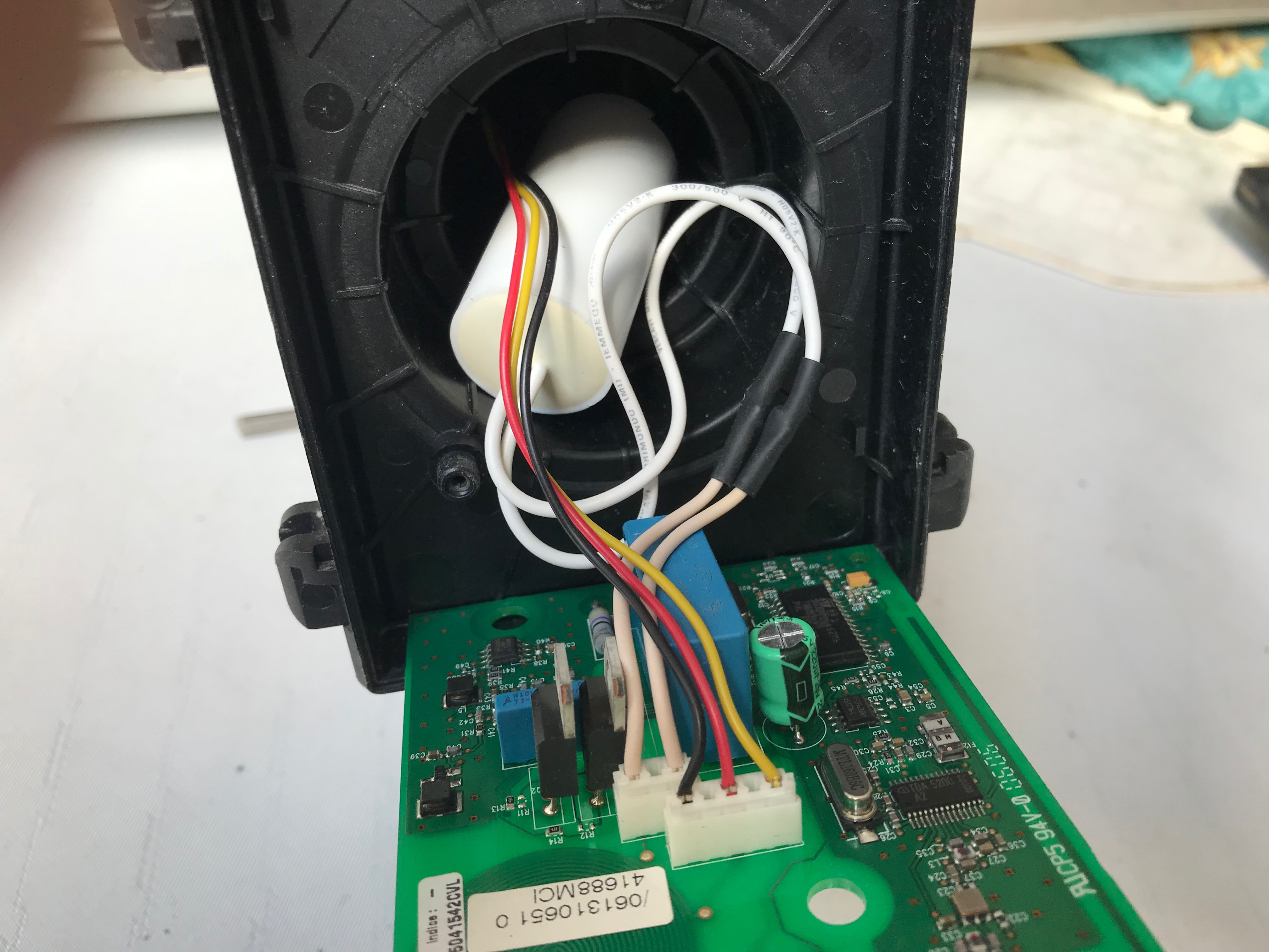 carte electronique volet roulant bubendorff Réparation carte électronique d'un volet roulant Bubendorf