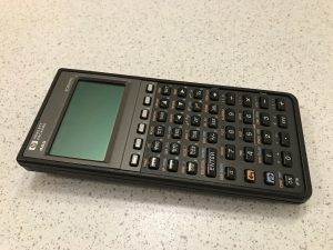 Calculatrice HP 48s