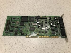 Carte son Sound Blaster 16